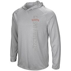 Men's Majestic San Francisco Giants Authentic Collection Hoodie Tee