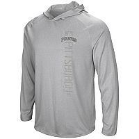Men's Majestic Pittsburgh Pirates Authentic Collection Hoodie Tee