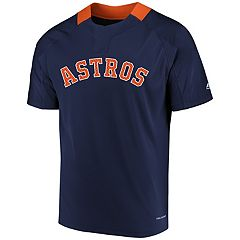 Men's Majestic Houston Astros Never Stop Tee