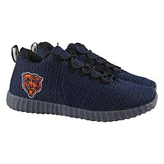 Men's Forever Collectibles Chicago Bears Light-Up Sneakers