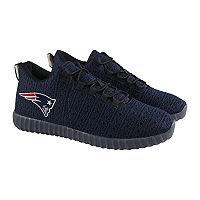 Men's Forever Collectibles New England Patriots Light-Up Sneakers