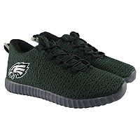 Men's Forever Collectibles Philadelphia Eagles Light-Up Sneakers