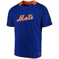 Men's Majestic New York Mets Woven Tee