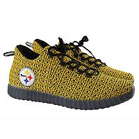 Men's Forever Collectibles Pittsburgh Steelers Light-Up Sneakers
