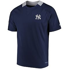 Men's Majestic New York Yankees Woven Tee