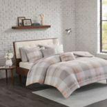 Madison Park Miller Flannel Comforter Set