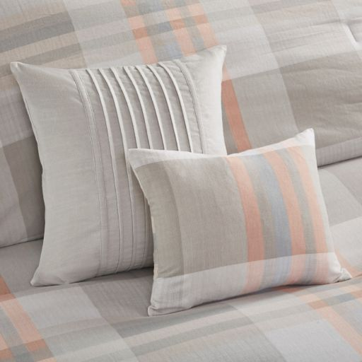 Madison Park Miller Flannel Comforter Set