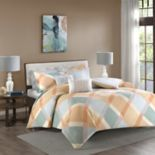 Madison Park Cory Flannel Duvet Cover Set