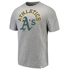 Men's Majestic Oakland Athletics Stand Up Tee