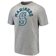 Men's Majestic Seattle Mariners Stand Up Tee