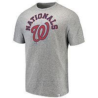 Men's Majestic Washington Nationals Stand Up Tee