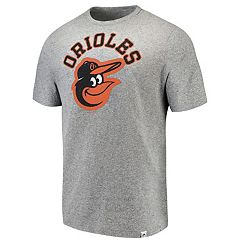 Men's Majestic Baltimore Orioles Stand Up Tee