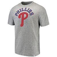 Men's Majestic Philadelphia Phillies Stand Up Tee