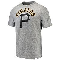 Men's Majestic Pittsburgh Pirates Stand Up Tee