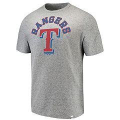 Men's Majestic Texas Rangers Stand Up Tee