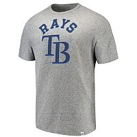 Men's Majestic Tampa Bay Rays Stand Up Tee