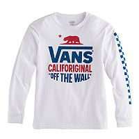 Boys 8-20 Vans Bear Crawl Tee