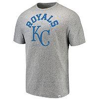 Men's Majestic Kansas City Royals Stand Up Tee
