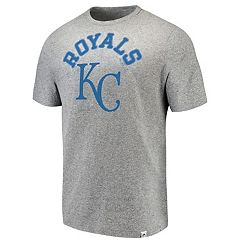 Men's Majestic Kansas City Royals Stand Up Tee