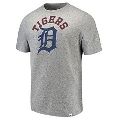 Men's Majestic Detroit Tigers Stand Up Tee