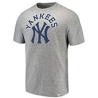 Men's Majestic New York Yankees Stand Up Tee
