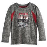 Boys 4-7X Star Wars Falcon Graphic Tee
