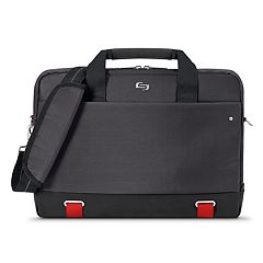 Solo Envoy 15.6-inch Slim Laptop Briefcase