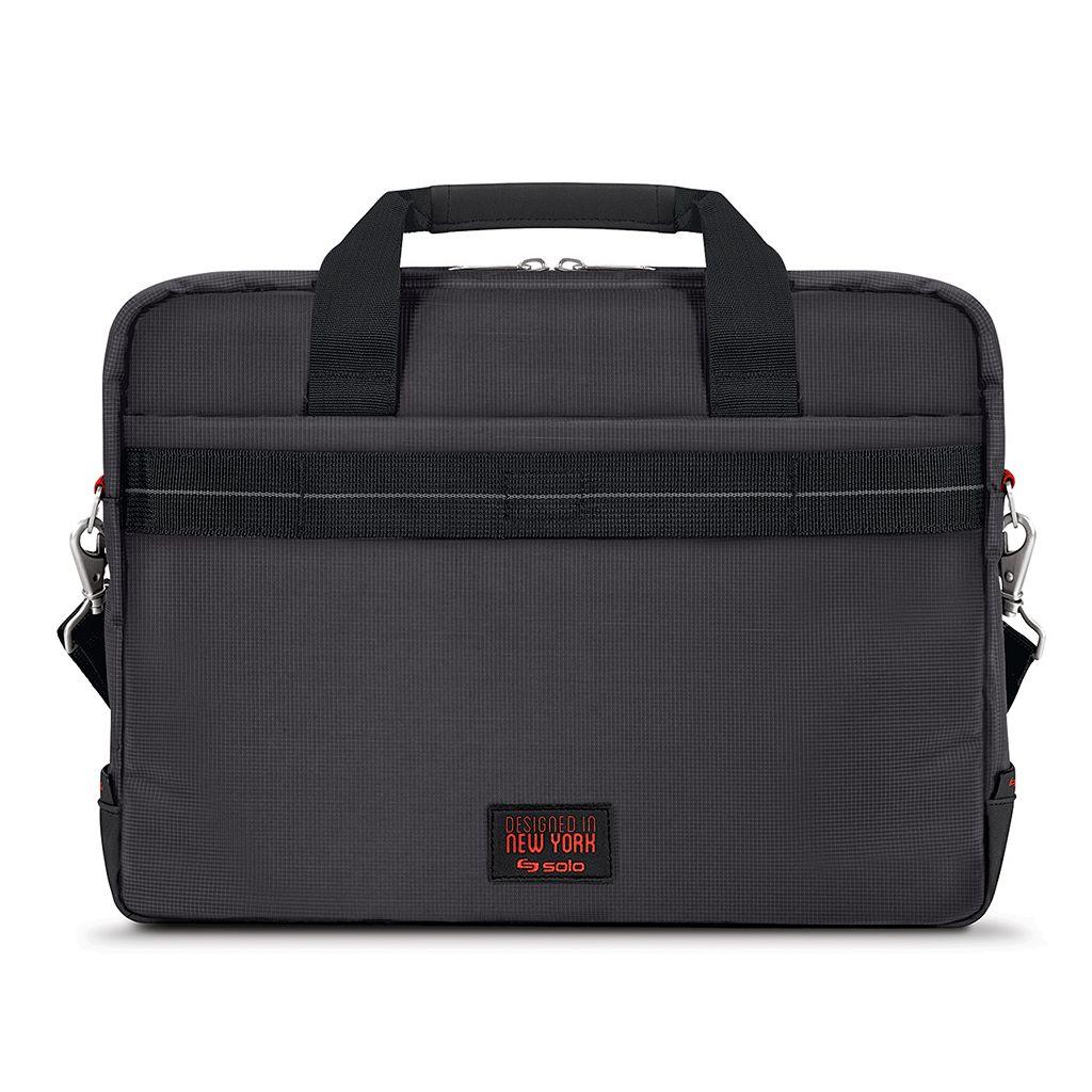 Solo Envoy 15.6-inch Slim Laptop Briefcase