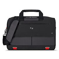 Solo Mission 15.6-inch Laptop Briefcase