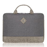 Solo Pilot 15.6-inch Slim Laptop Briefcase