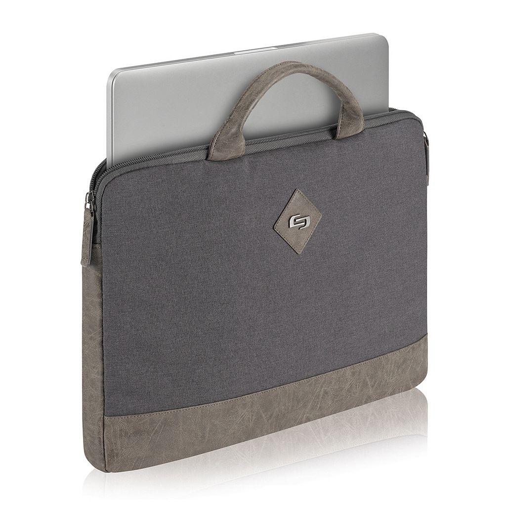 Solo Pilot 15.6-inch Slim Laptop Briefcase