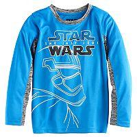 Boys 4-7X Star Wars Storm Trooper Graphic Tee
