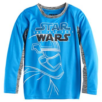 Boys 4-7X Star Wars Storm Trooper Graphic Tee