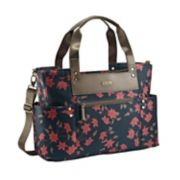 JJ Cole Arrington Floral Tote Diaper Bag