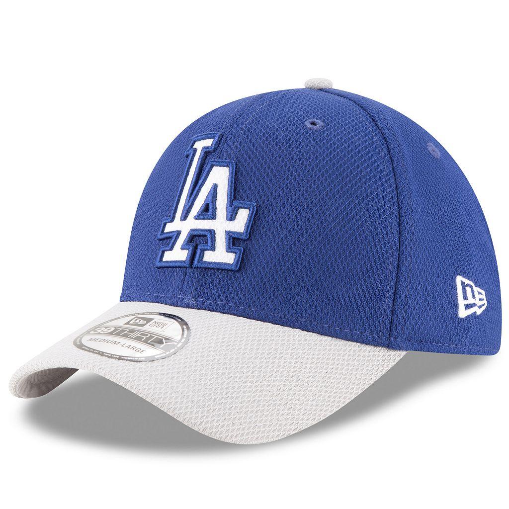 Adult New Era Los Angeles Dodgers 39THIRTY Diamond Era Flex-Fit Cap