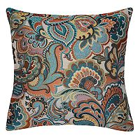 Spencer Home Decor Josetta Floral Paisley Throw Pillow