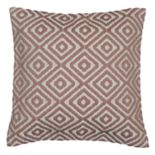 Spencer Home Decor Geo Diamond Throw Pillow