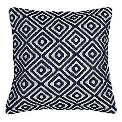 Spencer Home Decor Geo Diamond Throw Pillow