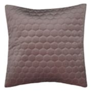 Spencer Home Decor Honeycomb Plush Throw Pillow