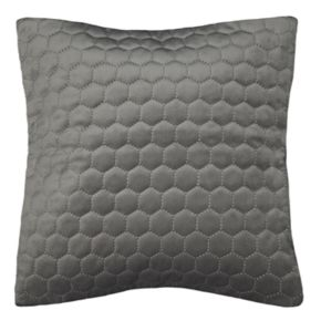 Spencer Home Decor Honeycomb Plush Throw Pillow