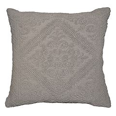 Spencer Home Decor Jaya Rug Texture Throw Pillow