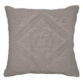 Spencer Home Decor Jaya Rug Texture Throw Pillow