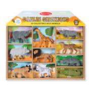 Melissa & Doug Safari Sidekicks Collectibles