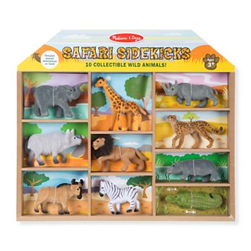 Melissa & Doug Safari Sidekicks Collectibles