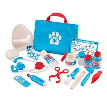 Melissa & Doug Examine & Treat Pet Vet Set