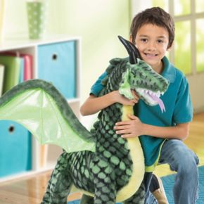 Melissa & Doug Winged Dragon Plush