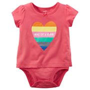 Baby Girl Carter's 'One of a Kind' Bodysuit