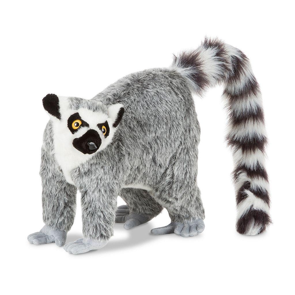 Melissa & Doug Lemur Plush