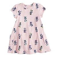 Disney's Minnie Mouse Baby Girl Print Swing Dress by Jumping Beans®