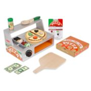 Melissa & Doug Top & Bake Pizza Courier
